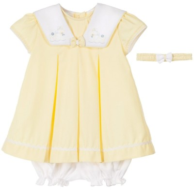 Pretty Originals Lemon Dress