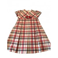 Pretty Originals Red tartan Dress