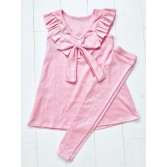 AMY TOP & LEGGINGS SET PINK