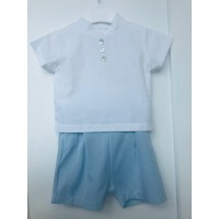 MINHON BOYS SHORTS SET