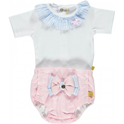 Girls Top And Jam Pant Set By CHUA