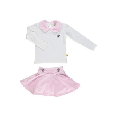 Chua Girls Skirt & Top Set