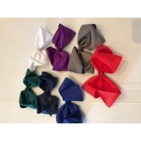 XX LARGE HAIR BOWS