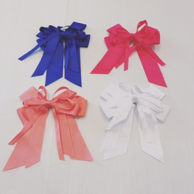 Large Pony Tail Clip Bow