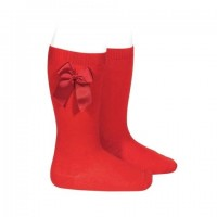 Long Bow Socks Red