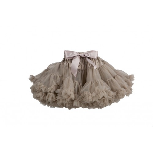 Tutu Skirt - Coffee