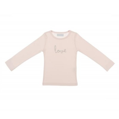 Girls Love Top-Pink