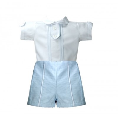 Pretty Originals Boys Top and Shorts set