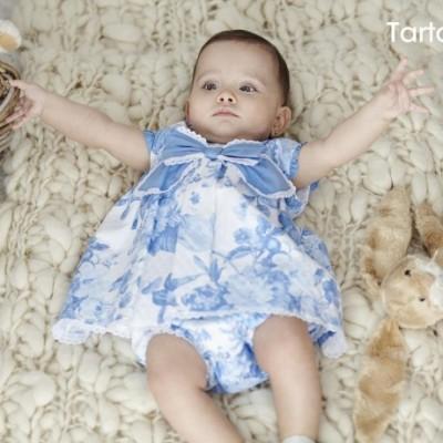 TARTALETA BABY GIRLS TOP AND KNICKER SET