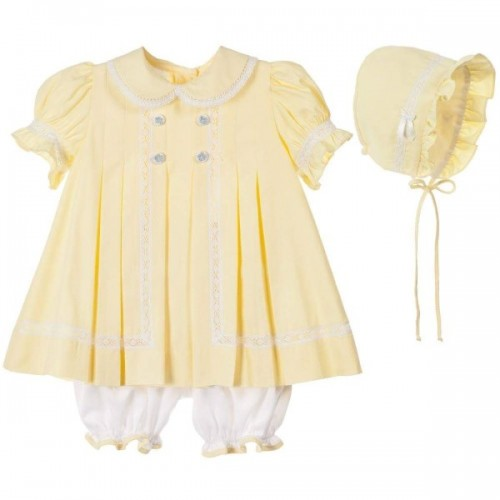 Dress & Bloomers 2pc Set