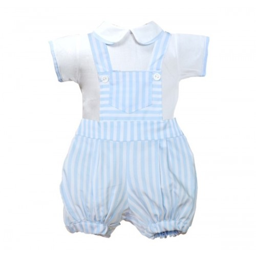 Boys Dungaree Set
