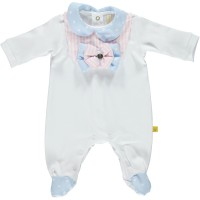 Bow Baby Romper