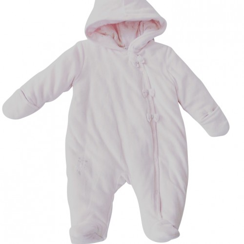Baby Girls Pram Suit