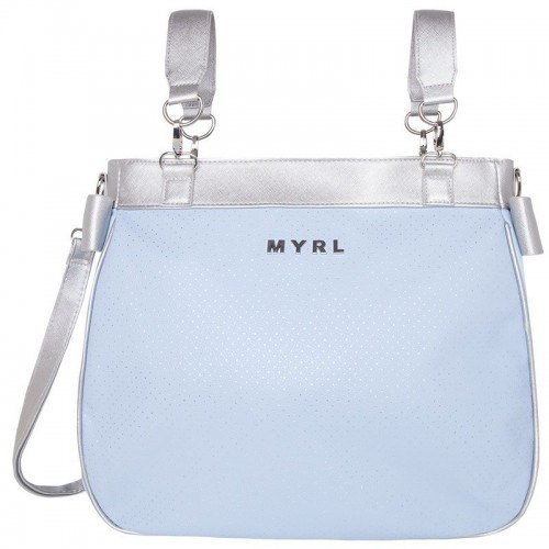 Changing Bag With Changing Mat - Baby Blue