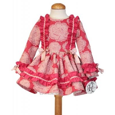 A.RICITTOS BOW DRESS
