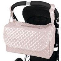 BABIES SPANISH PVC CHANGING BAG