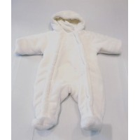 Emile et Rose Cream Pram Suit