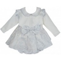 Baby Girls Skirt & Blouse Set