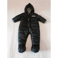Boys Charcoal Grey Snow Suit