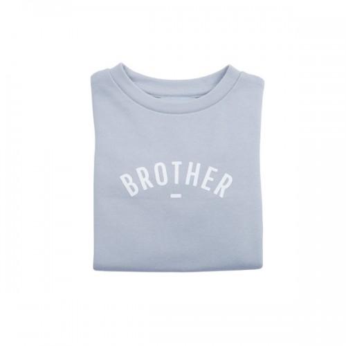 Mouse Grey 'Brother' Sweatshirt
